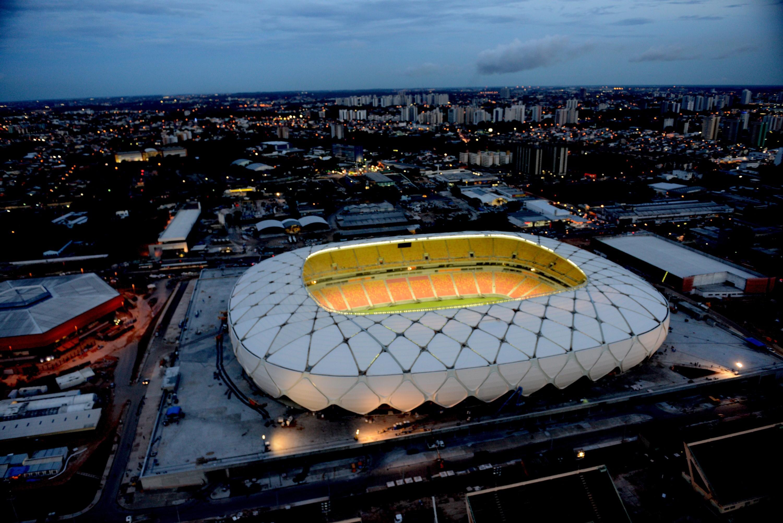 Arena Amazonas-Manaus